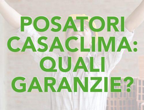 Posatori Certificati Milano